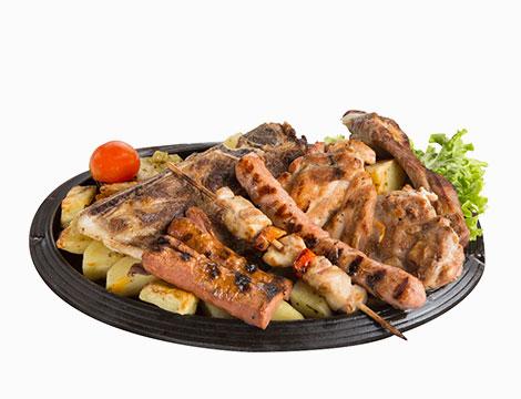 Maxi cena di carne Vitelloni_N