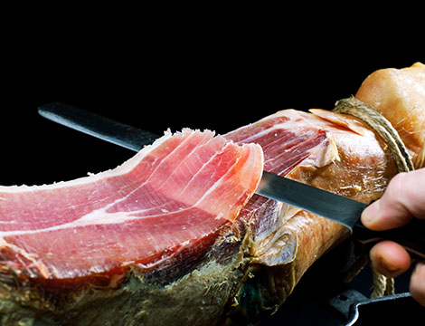 Menu carne Roma zona Trionfale prosciutto