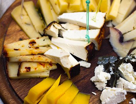 Menu carne Roma zona Trionfale tagliere formaggi