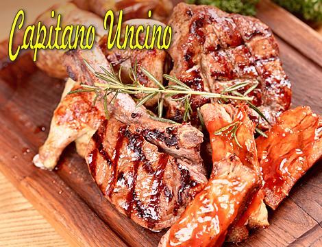 Menu carne x2 da Capitan Uncino