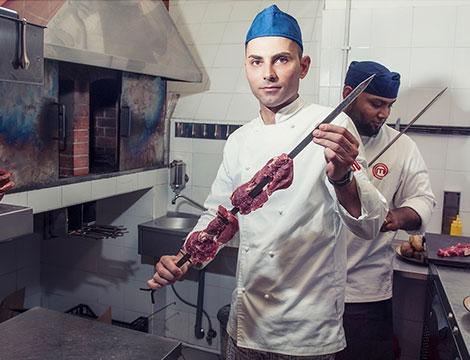 Menu carne x2 Zona via Nazionale_N