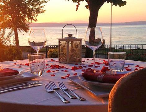 menu carne x 2 sul lago di Bolsena