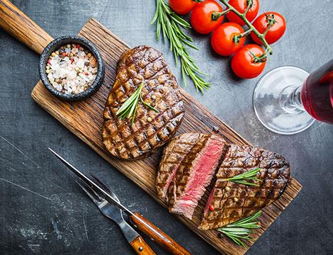 Menu di carne per due persone