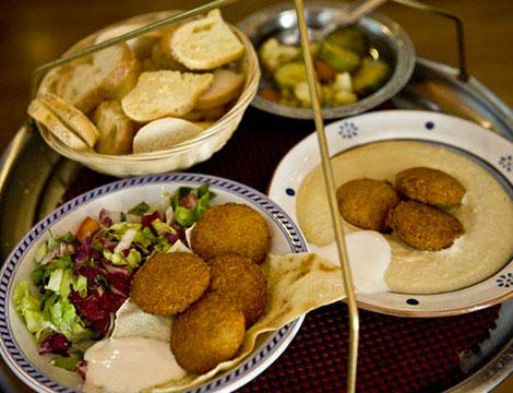 Menù Curdo Mediorientale da Kirkuk Torino piatti tipici del locale