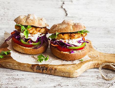 Fish burger_N