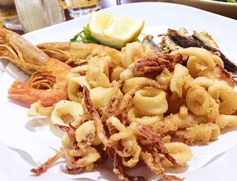 Menu Frittura Di Pesce A Bovolone In Offerta A 24 Groupalia