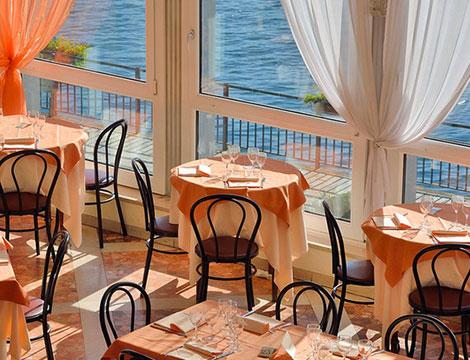 Menu gourmet sul lago di Como presso il Bistrot Bazzoni_N
