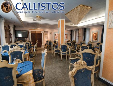 Menu greco x2 da Callistos