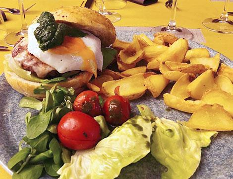 Menu Hamburger Gourmet da Per Voi