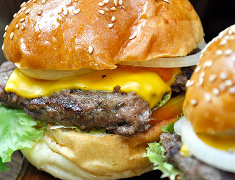 Menù Hamburger Il Fornaretto Trastevere Roma