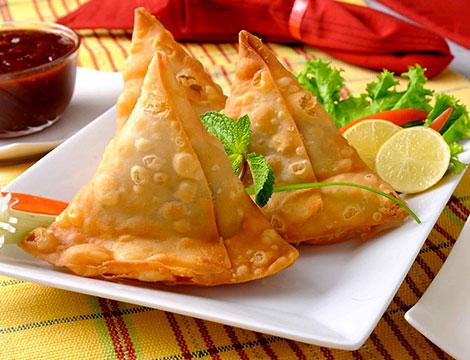 Menu indiano da Curry Twist