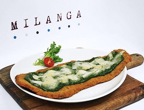 Menu milanese XXL da Milanga_N