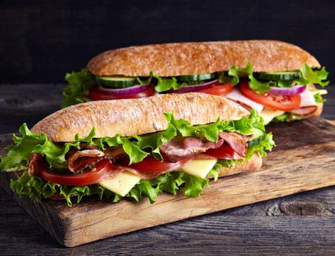 Menu panino o piadina x1
