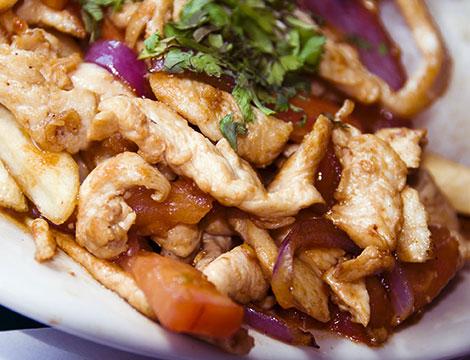 Menu peruviano x2 S.Giovanni