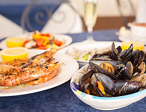 Menu pesce Villa Rosa a Marianella_N