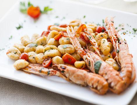 Menu Pesce Lungomare Pozzuoli