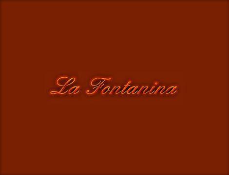 Menu di pesce La Fontanina N