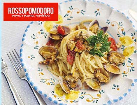 Menu pesce x 2 Sesto San Giovanni da Rossopomodoro