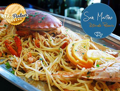 Ristorante San Martino spaghetti allo scoglio