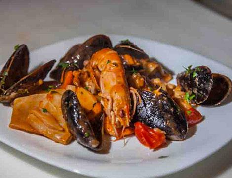 Menu pesce x2 a Ladispoli