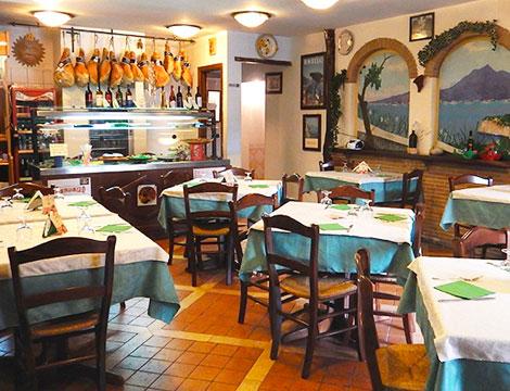 O' Sole Mio: menu pesce x2 a Sorrento