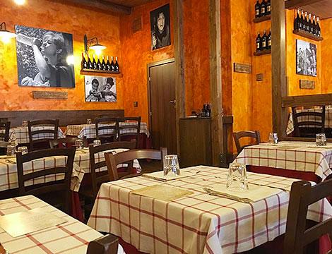 menu pinsa romana alla trattoria Ai Balestrari sui Navigli_N