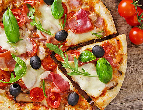 Menu pizza All You Can Eat_N