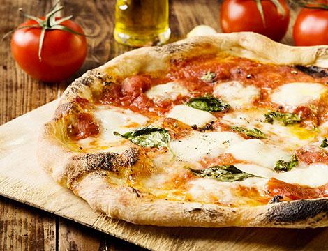 Menu pizza Cascina delle Monache