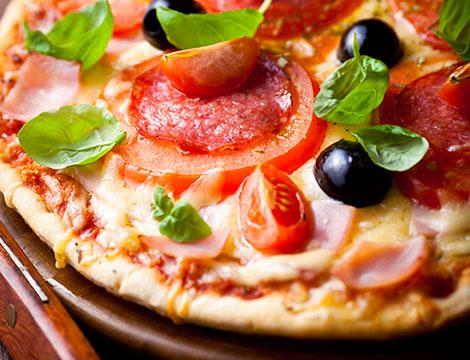 Menu pizza da Ristorante il Tempio_N
