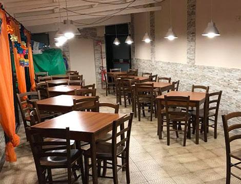 Menu pizza A SCELTA TRA LIGHT E DELUXE