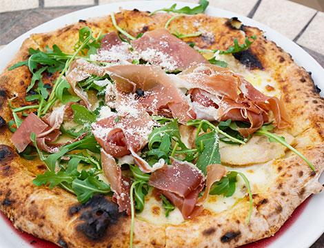 Menu pizza napoletana Fiumicino_N