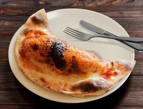 Menu pizza o calzone fino a 4 persone