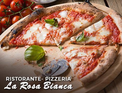 Menu pizza per 2 persone La Rosa Bianca_N