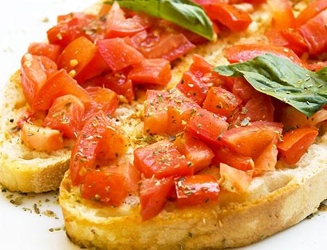 Menu pizza x2 La Rustichella
