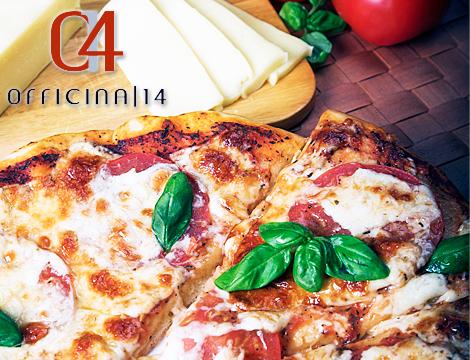menu pizza per 2