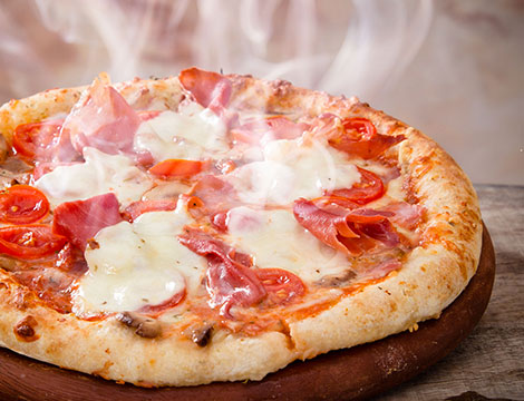 Menu pizza x2 Prezzo Shock