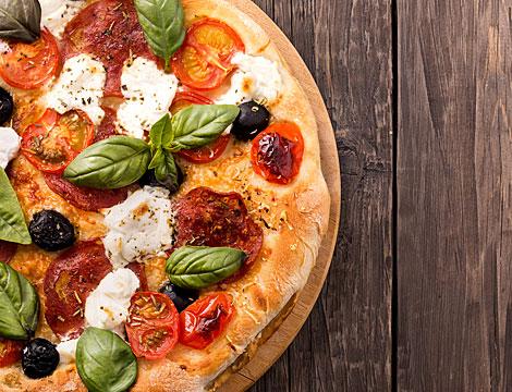 Menu pizza x2 da Mattoni Rossi_N
