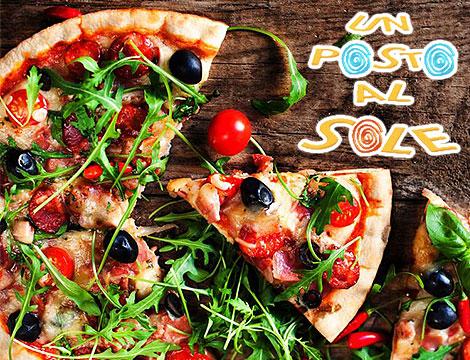 Menu con pizza a scelta Posto al Sole_N