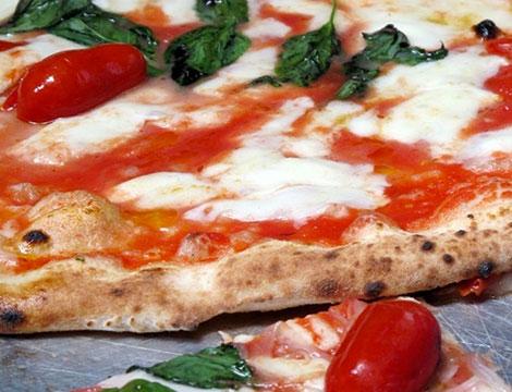 Menu pizza per 2 o 4 persone