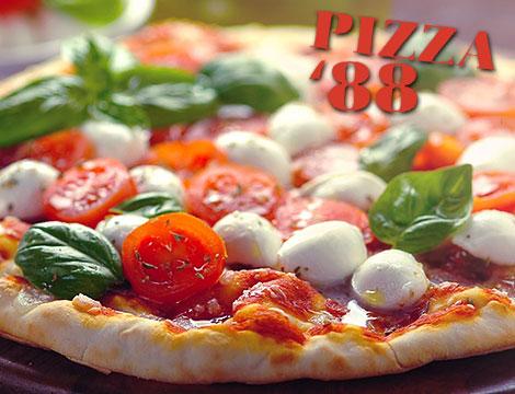 menu pizza completo x 2