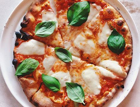 menu pizza x 2