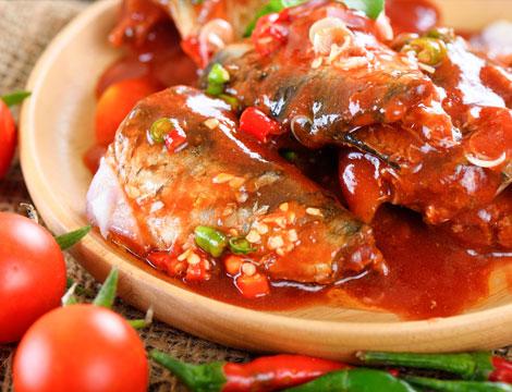 Menu sapori di mare con dolce e calice di vino