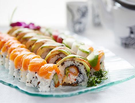Menu sushi All you can eat ristorante Sashimi Tokyo