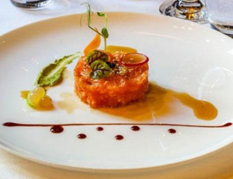 Menu sushi Fusion x 2 in Repubblica