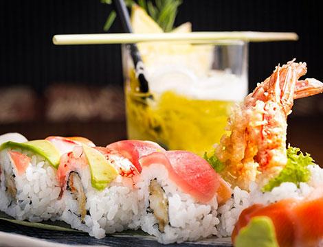 Menù Completo di Sushi Napoli