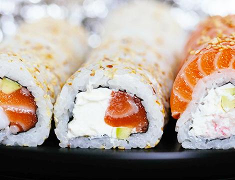 Menu sushi fino a 4 persone Miya Sushi