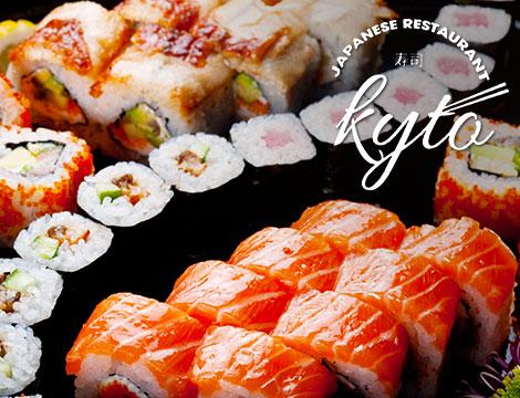 sushi box da 56 pz da Kyto_N