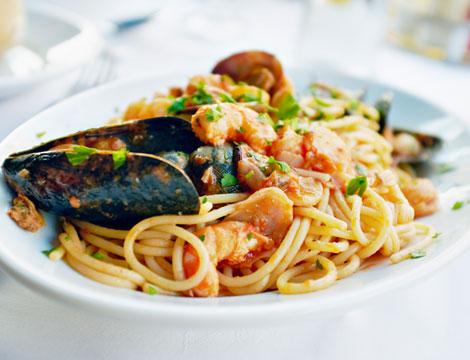 Menu tipico italiano x2 Osteria Da Toni