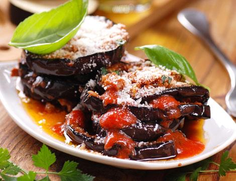Menu tipico napoletano in Santa Lucia_N