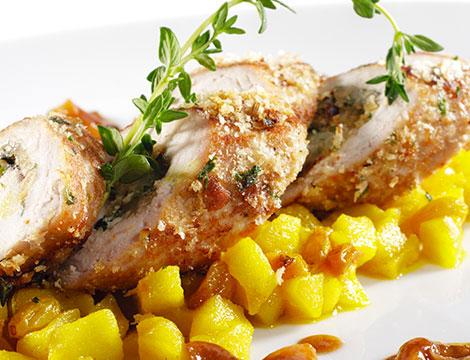 Menu tipico Venaria Reale Torino piatto di carn